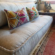 a little morocco kilim cushion soiree styled b