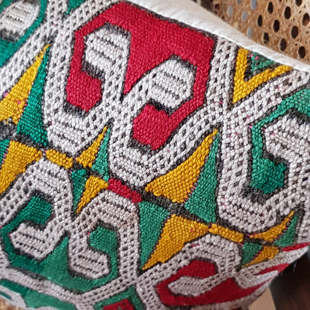a little morocco kilim cushion soiree detail