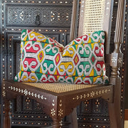 a little morocco kilim cushion soiree front