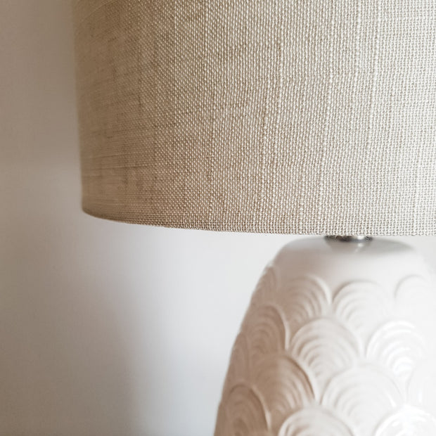 A Little Morocco Table Lamp Fanfare Detail