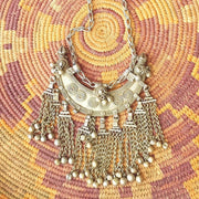 A Little Morocco Bedouin Vintage Crescent Necklace Product