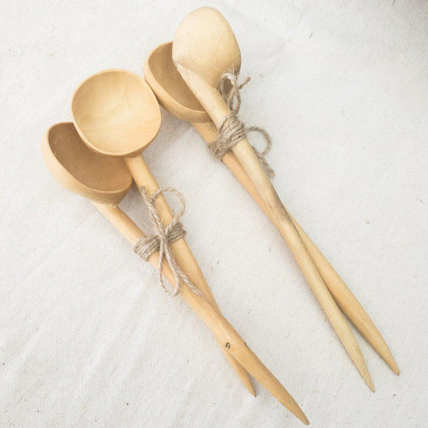 Beldi Lemonwood Spoons - Set of 2