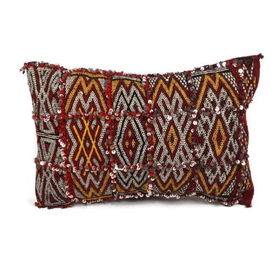 Cushion - Vintage Kilim 45x30cm-Cushion-A Little Morocco