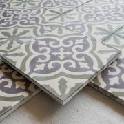 a-little-morocco-encaustic-tiles-sage-floral-side