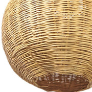 Light Shade - Rattan Ball Large-Lights and Lanterns-A Little Morocco
