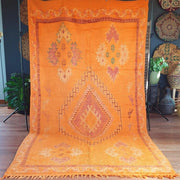 "Rug - ""Meshmash Bloom"" Boujaad 360x173-Rug-A Little Morocco"