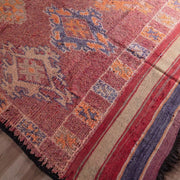 "Rug - ""Terracotta Sunrise"" Boujaad 424x174-Rug-A Little Morocco"