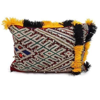 Cushion - Vintage Kilim 50x35cm-Cushion-A Little Morocco