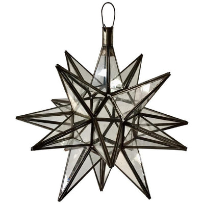 A Little Morocco, Moravian Star Lantern Product