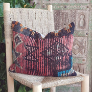 a little morocco vintage moroccan cushion p front