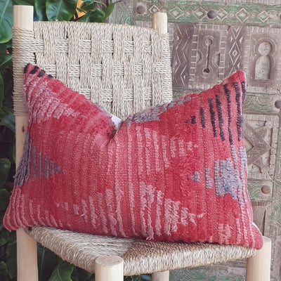 a little morocco vintage moroccan cushion f front