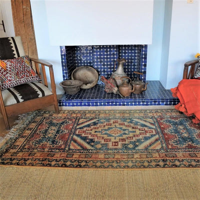 A Little Morocco Moroccan Rug Mashamasse Styled
