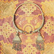 Rajasthan Vintage Neck Ring Necklace