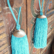 Tassel - Garland Capped Pair-Tassel-A Little Morocco