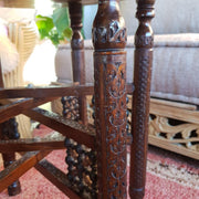 a little morocco tray table mashrabiya legs detail b