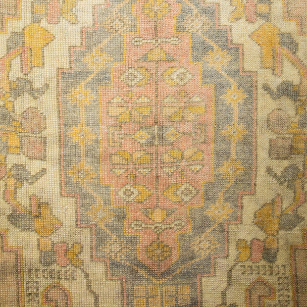 "Turkish Vintage Rug - ""Banou"" 230x127cm"