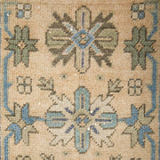 "Turkish Vintage Rug - ""Caria"" 298x73cm"