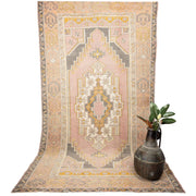 "Turkish Vintage Rug - ""Ceyda"" 250x140cm"