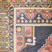 "Turkish Vintage Rug - ""Esmeray"" 264x144cm"