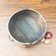 A Little Morocco, Wooden Bowl Style C Top