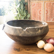 A Little Morocco, Wooden Bowl Style C Side B