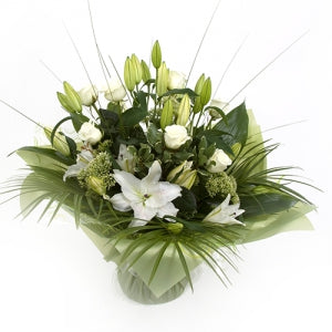 Simply White Bouquet