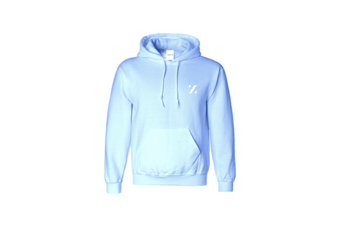 Classic Hoodie Baby Blue