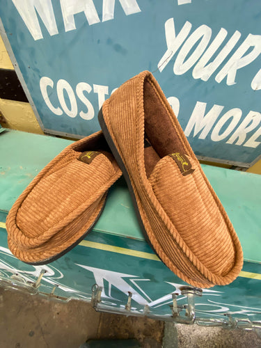 LL House Shoes BROWN
