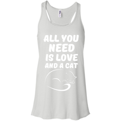 Cat Love Shirts All you need is Love and Cat T-shirts Hoodies Sweatshirts