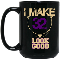 32 Years Old Mug I Make 32 Look Good Coffee Mug Tea Mug