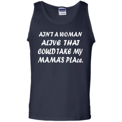 Tupac Shakur T-shirts Ain't A Woman Alive That Could Take My Mama's Place Shirts Hoodies Sweatshirts