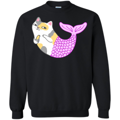 Cat Mermaid Cool Cat T shirts Hoodies Gifts For Cat Lovers