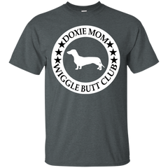 Mother's day Family  T-shirts Doxie Mom Wiggle Butt Club Shirts Hoodies Sweatshirts