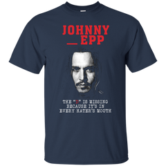 The D Is Missing Shirts Johnny Depp T shirts Hoodies Sweatshirts - TeeDoggie.Com