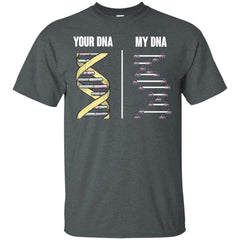 Alcorn State Braves T shirts Your DNA My DNA Hoodies Sweatshirts