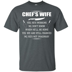Chef Wife Shirts I'm A Chef Wife T-shirts Hoodies Sweatshirts