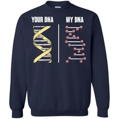 Davidson Wildcats T shirts Your DNA My DNA Hoodies Sweatshirts