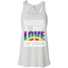 LGBT Shirts Marriage is about Love not Gender T-shirts Hoodies Sweatshirts