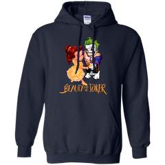Beauty And The Beast T-shirts Beauty And The joker Shirts Hoodies Sweatshirts