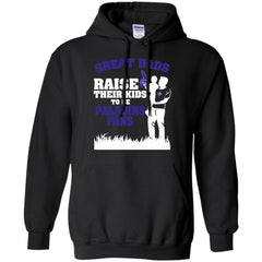 Furman Paladins Father T shirts Great Dads Raise Their Kids To Be Paladins Fans Hoodies Sweatshirts