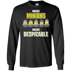 Minion T shirts More Minions More Despicable Hoodies Sweatshirts
