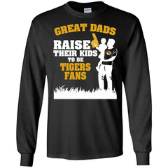 Missouri Tigers Father T shirts Great Dads Raise Their Kids To Be Tigers Fans Hoodies Sweatshirts