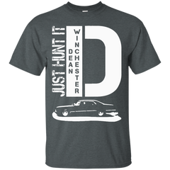 Supernatural Dean Winchester T-shirts Just Hunt It Shirts Hoodies Sweatshirts - TeeDoggie.Com