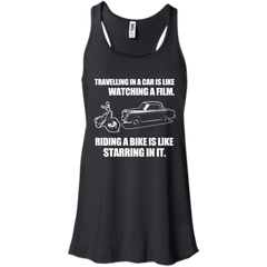 111 Riding Motocycle Shirts Quotes Riding Bike is Like Starring it T-shirts Hoodies Sweatshirts - TeeDoggie.Com