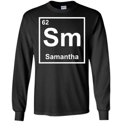 113 Samantha Chemical Elements Shirts I'm Samantha T-shirts Hoodies Sweatshirts - TeeDoggie.Com