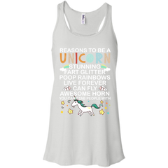 Unicorn T-shirts Reasons To Be A Unicorn Shirts Hoodies Sweatshirts