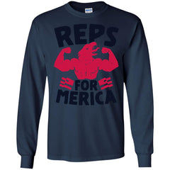 America Shirts REPS FOR 'MERICA T-shirts Hoodies Sweatshirts