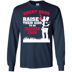 South Alabama Jaguars Father T shirts Great Dads Raise Their Kids To Be Jaguars Fans Hoodies Sweatshirts
