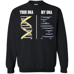 Jackson State Tigers T shirts Your DNA My DNA Hoodies Sweatshirts