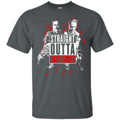 The Walking Dead T shirts Straight Outta Easy Street